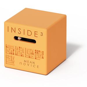 Quebra-cabeças 3D Labirinto Inside3 NoVice Mean