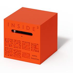 Quebra-cabeças 3D Labirinto Inside3 Phantom Series Awful