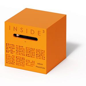 Quebra-cabeças 3D Labirinto Inside3 Phantom Series Mean