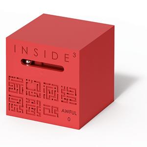 Quebra-cabeças 3D Labirinto Inside3 Zero Series Awful