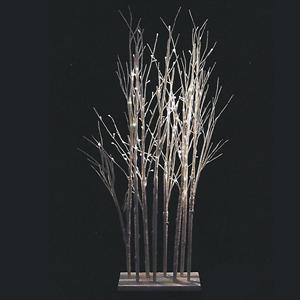 Ramos Luminosos Leds Branco Quente, 180 Cm