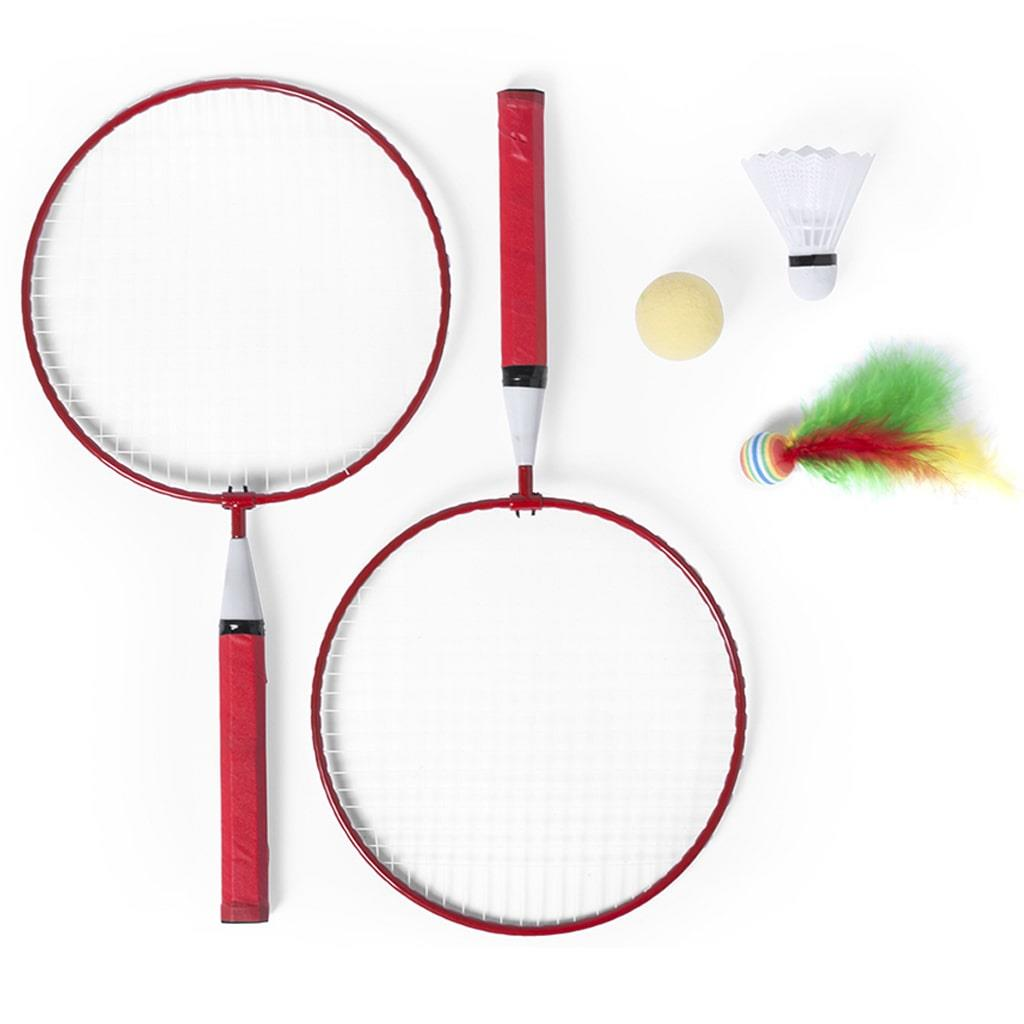 Raquetes Badminton