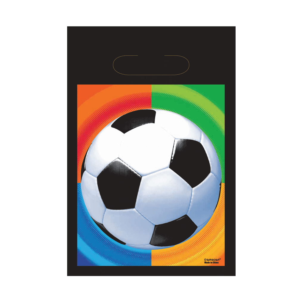 Sacos Futebol, 8 unid