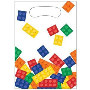 Sacos Lego Block Party, 8 unid.