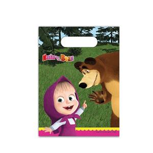 Sacos Masha e o Urso