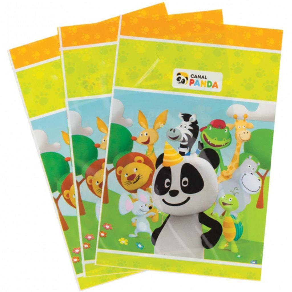 Sacos Panda e os Animais, 8 unid.