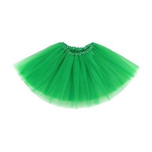 Saia Tutu Verde, 35 Cm