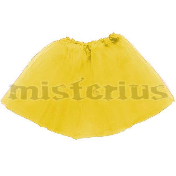 Saiote Amarelo Criança 25cm