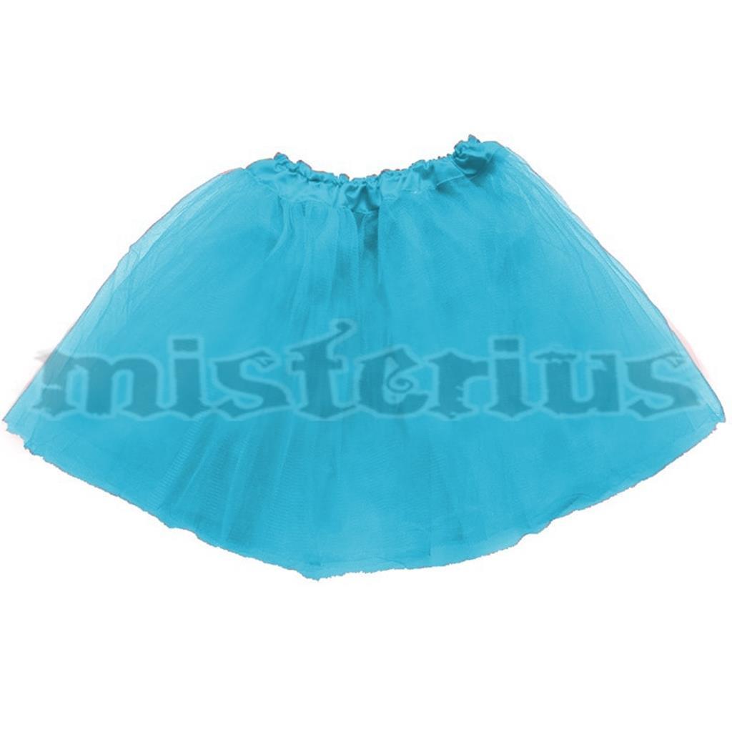 Saiote Azul Turquesa Criança 25 cm