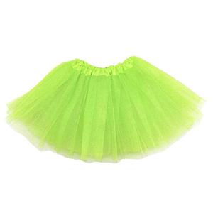Saiote Verde Fluorescente