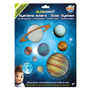 Sistema Solar Glow Adesivo