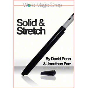 Solid and Strerch Acessórios e DVD