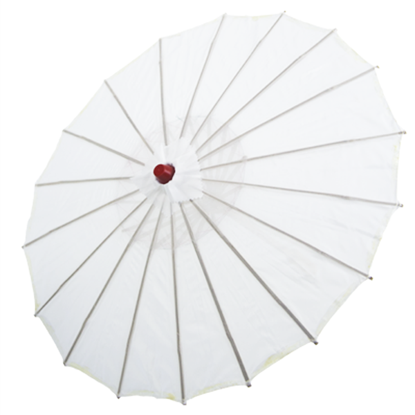 Sombrinha Chinesa Branca