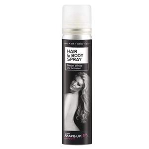 Spray Glitter Prateado