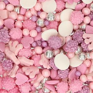 Sprinkles Comestíveis Mix Princess, 50 gr