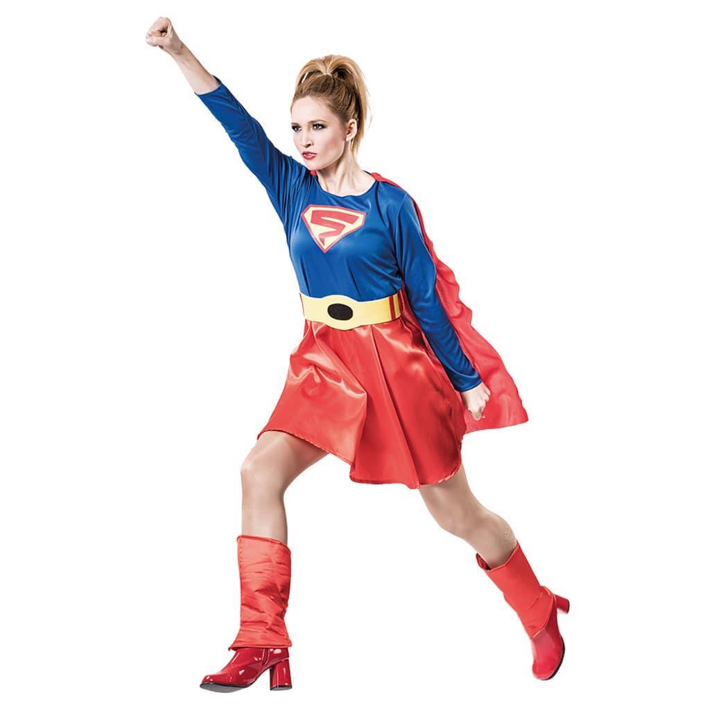 Fato Super Mulher Poderosa, Adulto