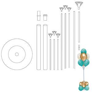 Suporte para Bouquet de Balões, 120 cm
