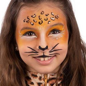 Tatuagem Adesiva Leopardo