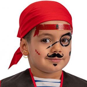 Tatuagem Adesiva Pirata