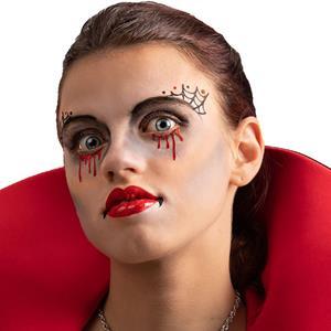 Tatuagens Adesivas Vampira