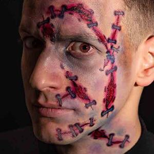 Tatuagens Temporárias Cicatrizes