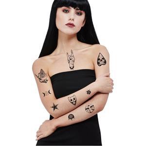 Tatuagens Temporárias Góticas