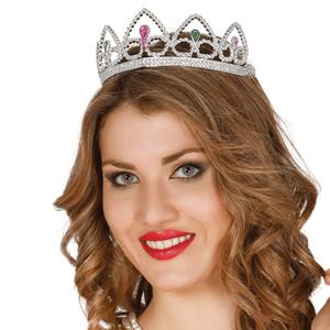 Tiara Princesa Prateada