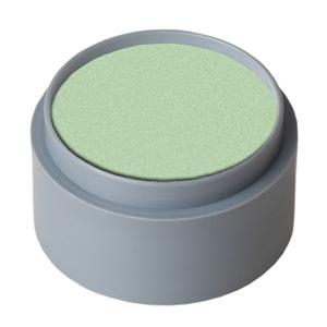 Tinta Facial Grimas Verde Metal 745, 15ml