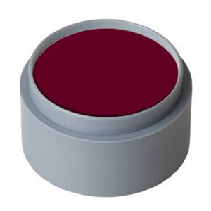 Tinta Facial Grimas Vermelho Escuro 504, 15 ml