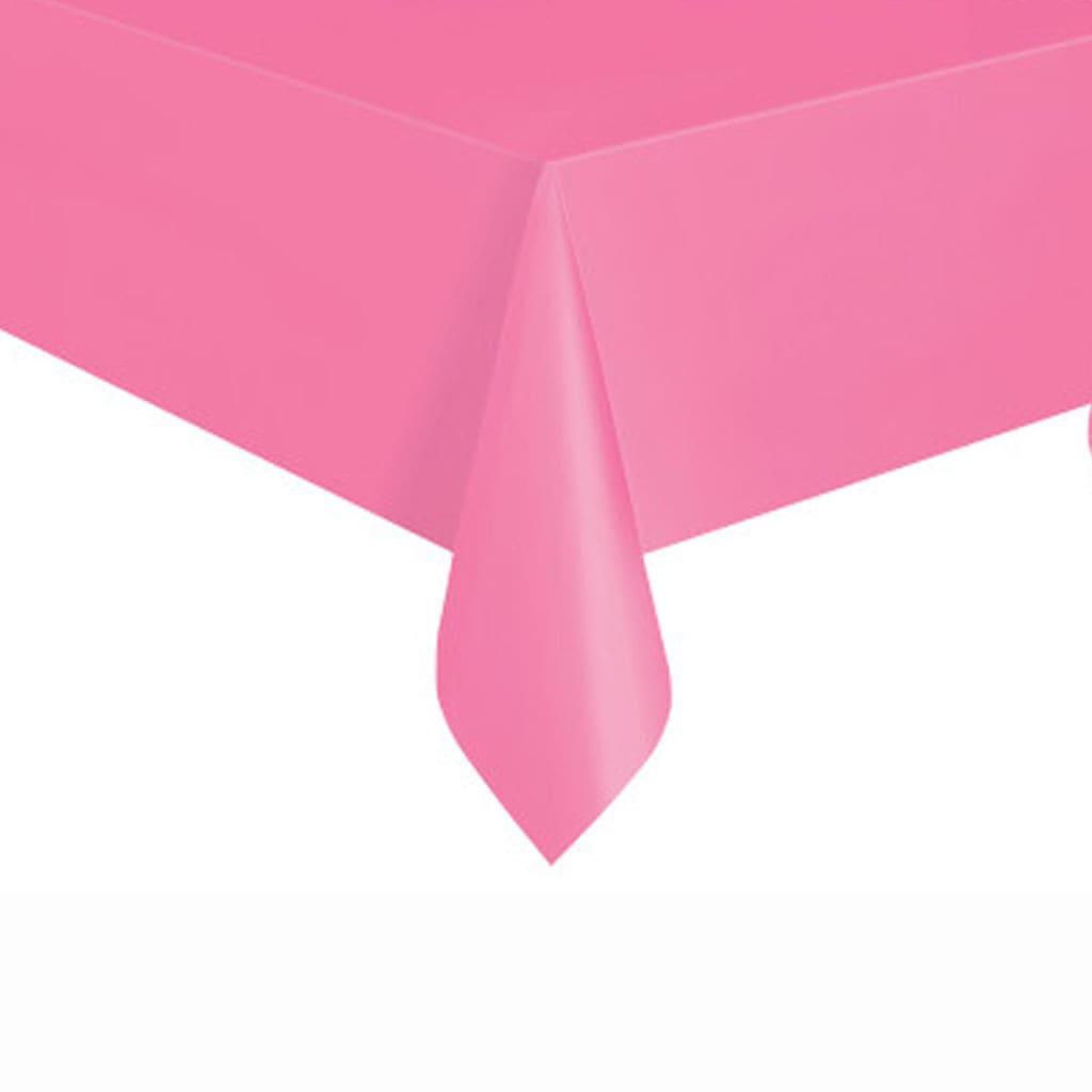 Toalha Mesa Rosa, 137 x 274 cm