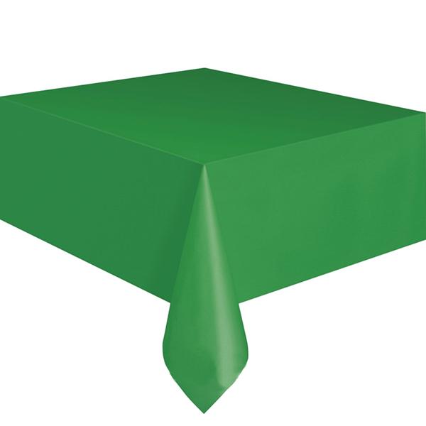 Toalha Mesa Verde 137 x 274 cm