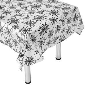 Toalha Teias de Aranha Branca, 135 x 250 cm