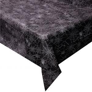 Toalha Teias de Aranha Preta, 160 x 210 cm