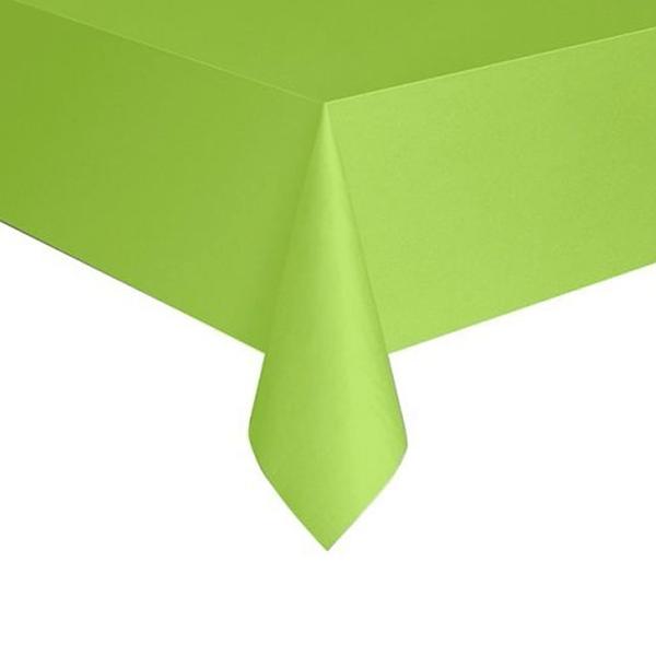 Toalha Mesa Verde Claro 137 x 274 cm