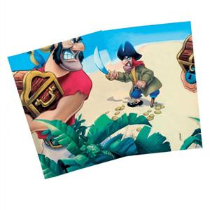 Toalhas Pirata Disney-Festa de Aniversário ;