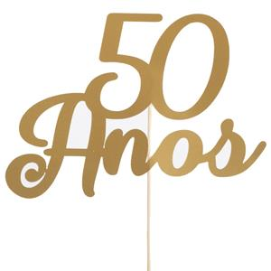 Topper 50 Anos