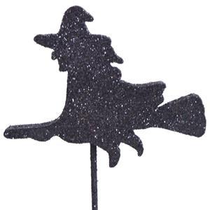 Topper Bruxa com Glitter