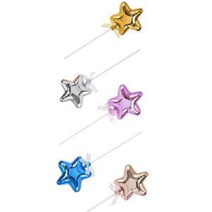 Topper Estrela com Laço