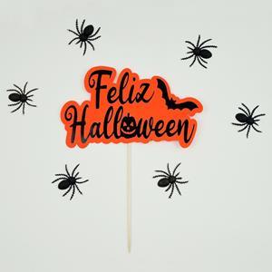 Topper feliz Halloween