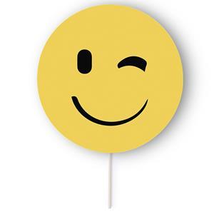 Topper Gigante Emoji, 27 cm