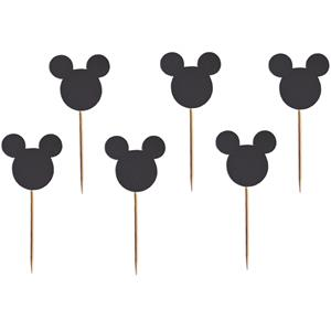 Toppers Mickey, 6 unid.