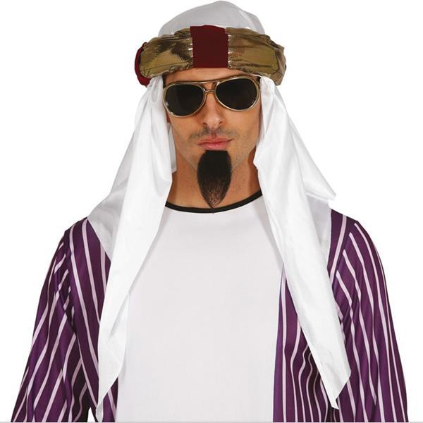 Turbante Príncipe do Deserto