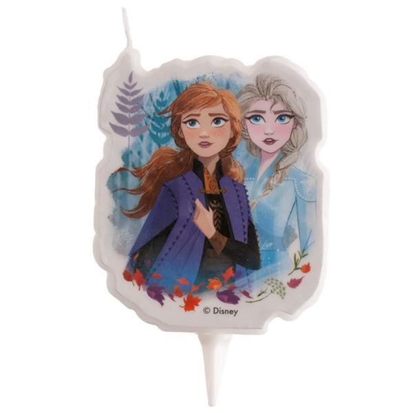 Vela 2D Frozen II, 9 cm