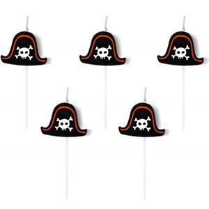 Velas Pirata, 5 unid.
