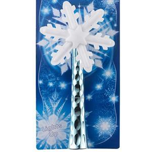 Ventoinha Frozen com Luz, 21 cm