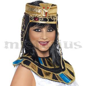 Acessório Cabeça Egípcia Cleopatra