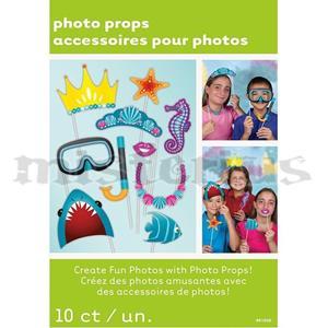 Adereços Cabine Fotográfica Mar