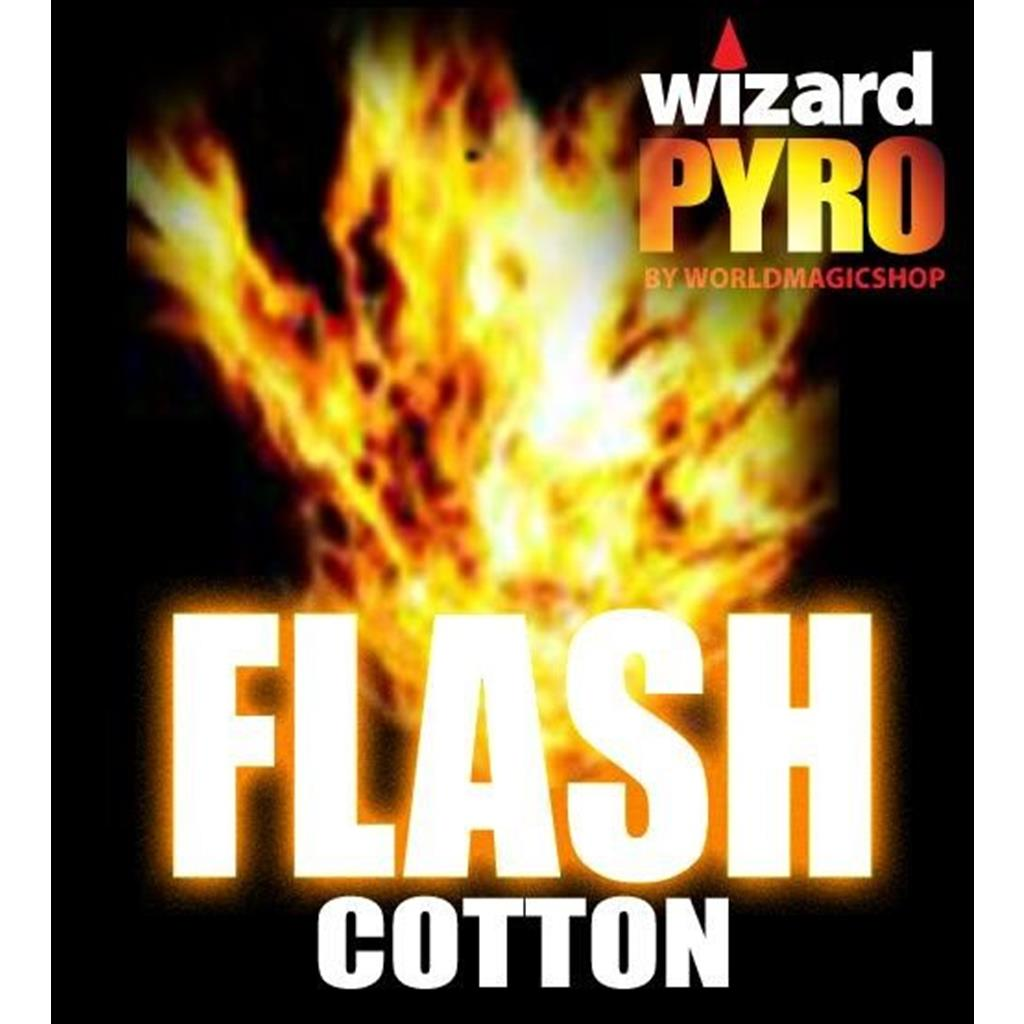 Algodão Flash - Flash Cotton