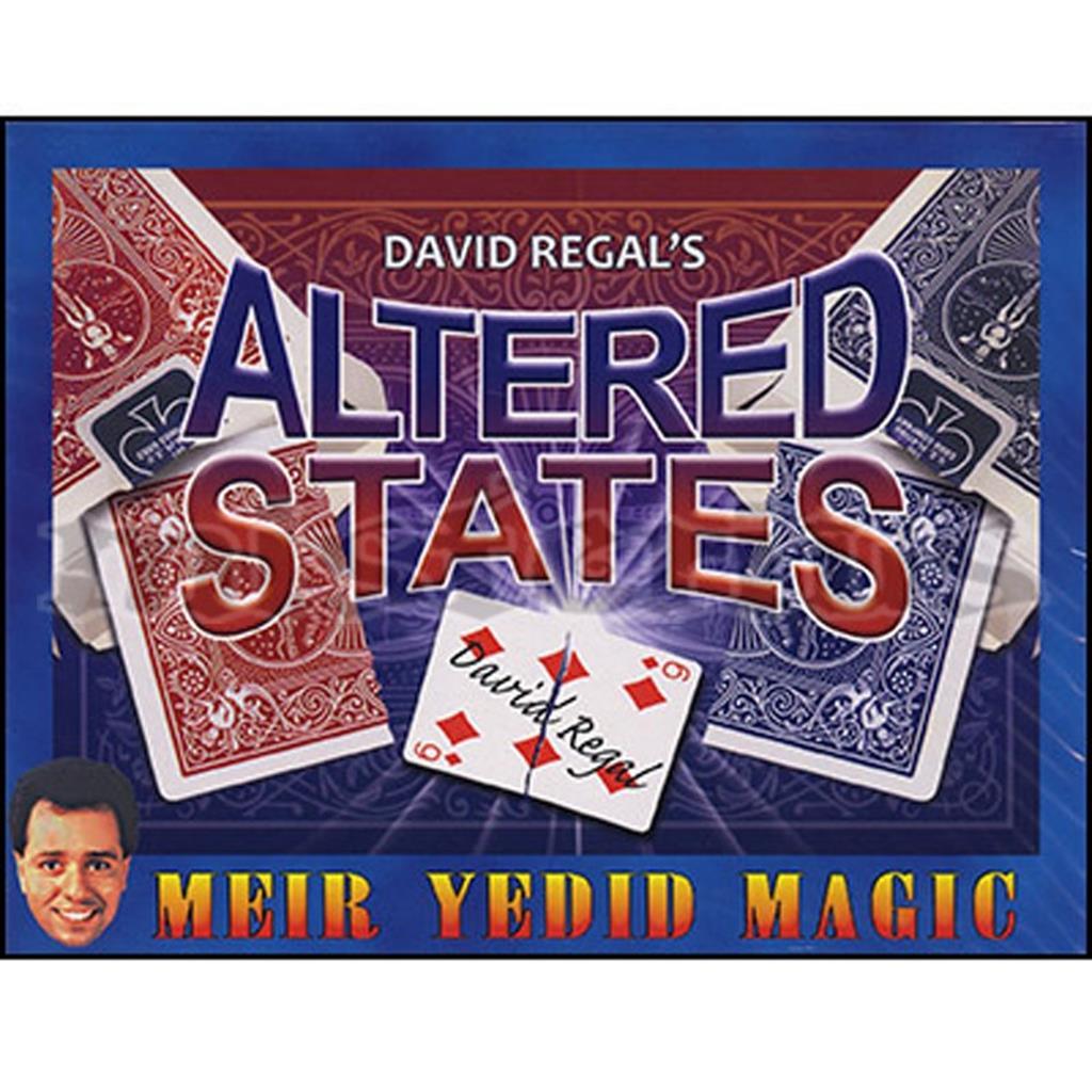 Altered States - David Regal