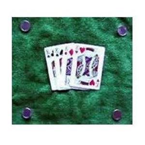 Aparição de 4 moedas debaixo de 4 cartas -Maik Magic Appeari